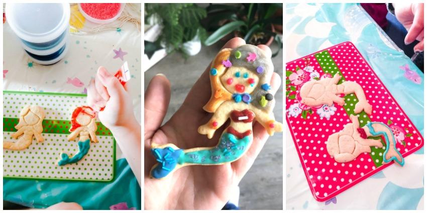 Meerjungfrau Kindergeburtstag- Deko,Spiele,Rezepte 17