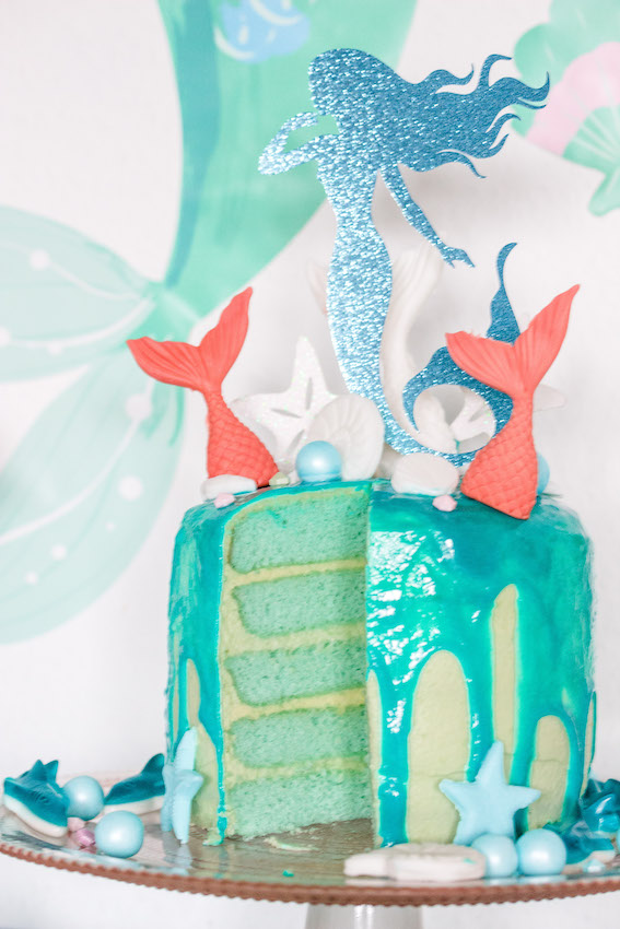 Meerjungfrau Kindergeburtstag- Deko,Spiele,Rezepte 10