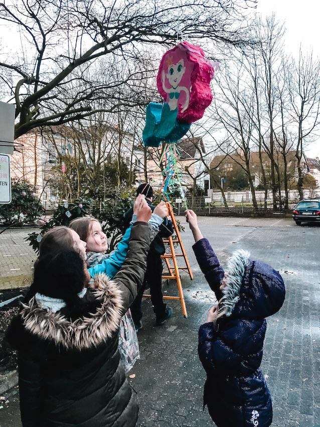 Meerjungfrau Kindergeburtstag- Deko,Spiele,Rezepte 20