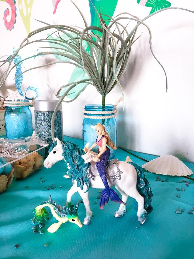 Meerjungfrau Kindergeburtstag- Deko,Spiele,Rezepte 16