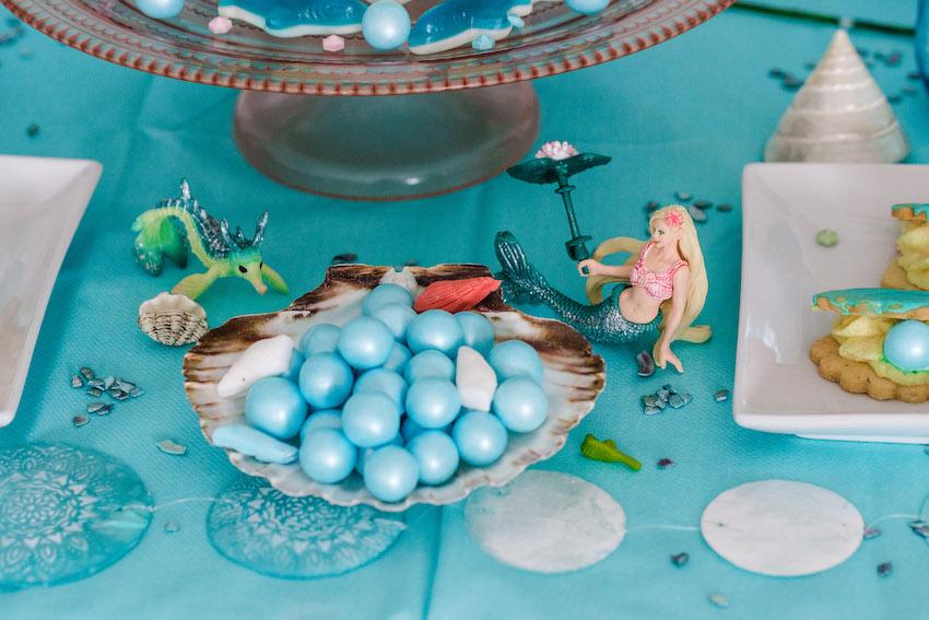 Meerjungfrau Kindergeburtstag- Deko,Spiele,Rezepte 15