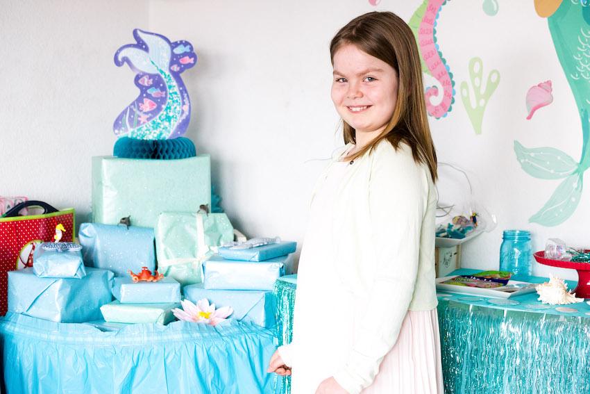 Meerjungfrau Kindergeburtstag- Deko,Spiele,Rezepte 5