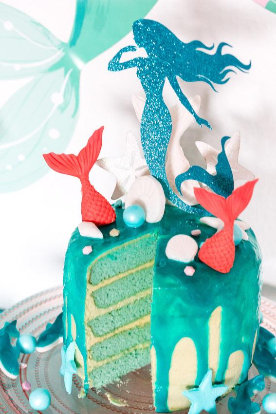 Meerjungfrau Kindergeburtstag- Deko,Spiele,Rezepte 12