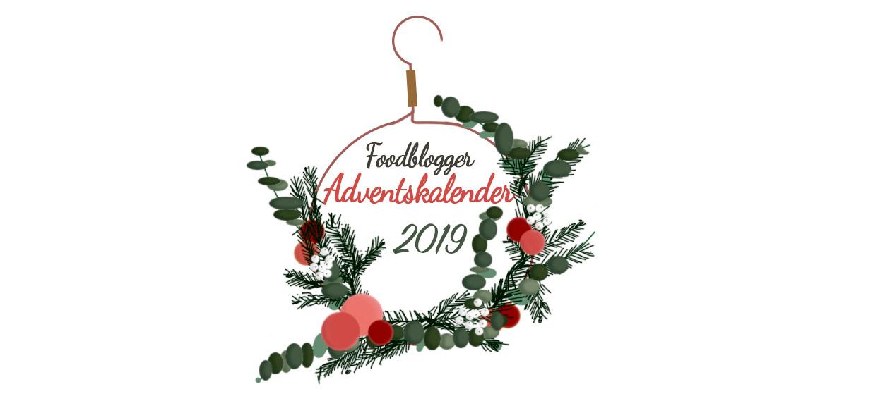 Schokoladen-Spekulatiustarte mit Glühweinkischen / 5. Foodblogger Adventskalender 1