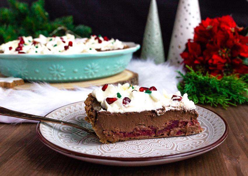 Schokoladen-Spekulatiustarte mit Glühweinkischen / 5. Foodblogger Adventskalender 3