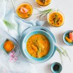 Möhren Orangen Suppe